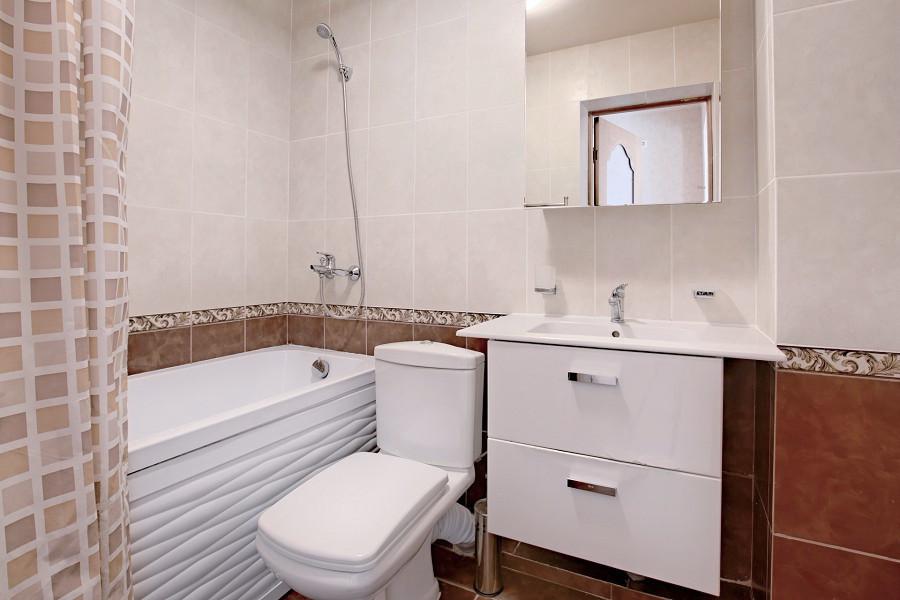 Туалетная комната номера Стандарт двухместный КО Аквамарин-Сукко