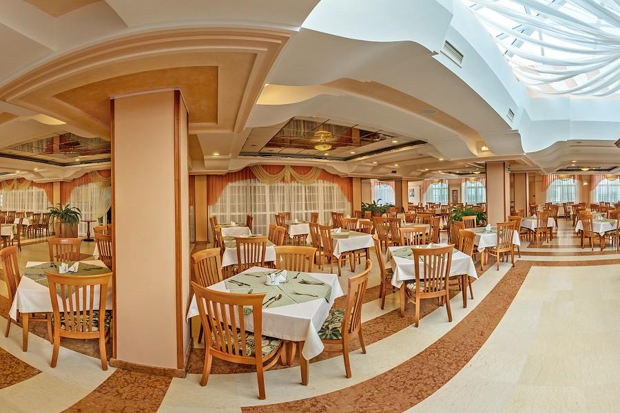 Ресторан санатория Аквамарин