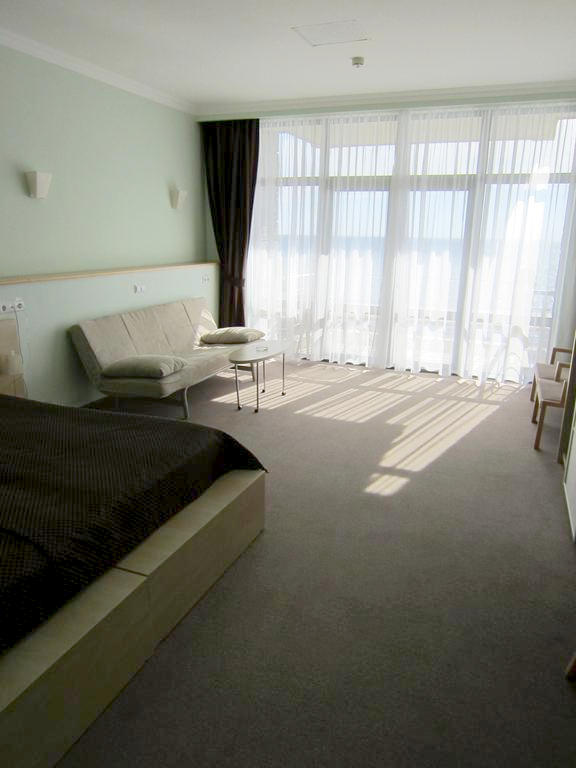 Комфорт двухместный отеля Аквапарк