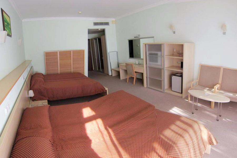 Комфорт Плюс трехместный отеля Аквапарк