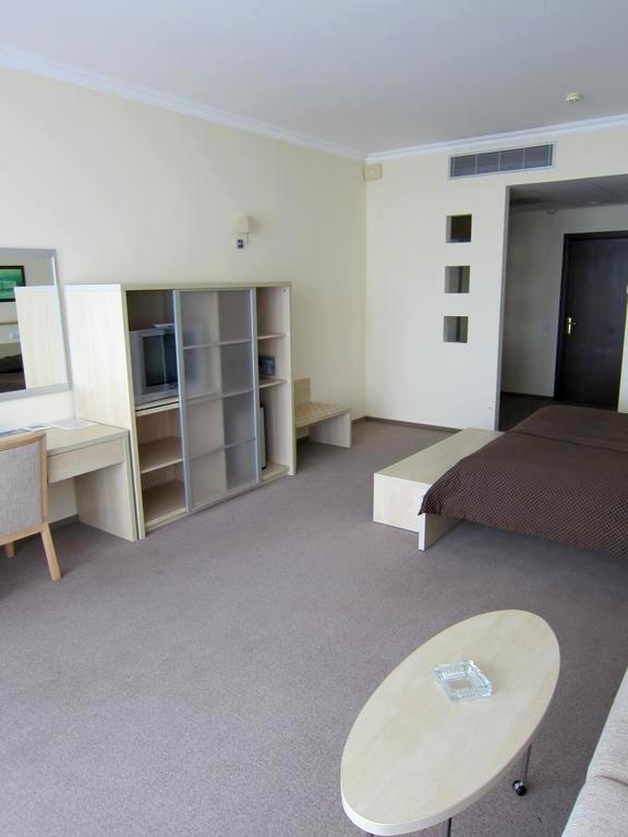 Делюкс двухместный отеля Аквапарк