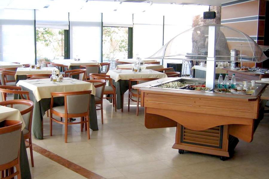 Ресторан отеля Аквапарк
