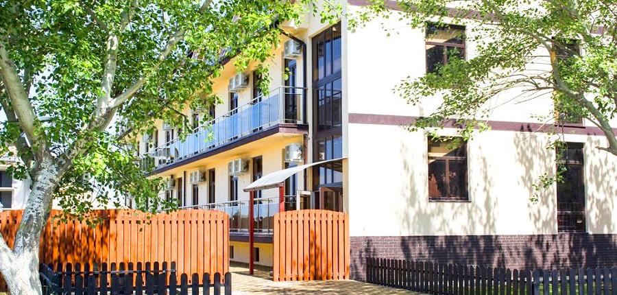 Отель Акварель Family, Витязево, Анапа