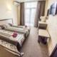 Стандарт четырехместный двухкомнатный отеля Акварель Family