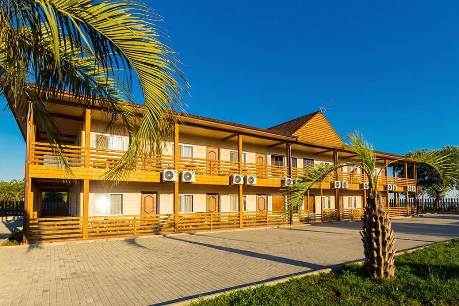 Отель Al Mare, Пицунда, Абхазия