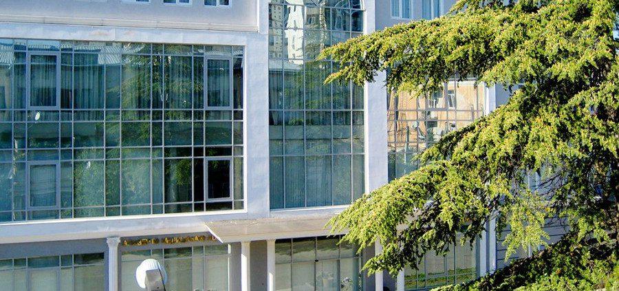 Отель Александрия, Сухум, Абхазия