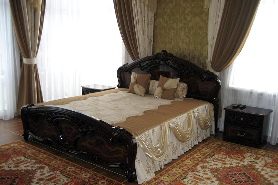 Номер Люкс отеля Александрия, Сухум, Абхазия