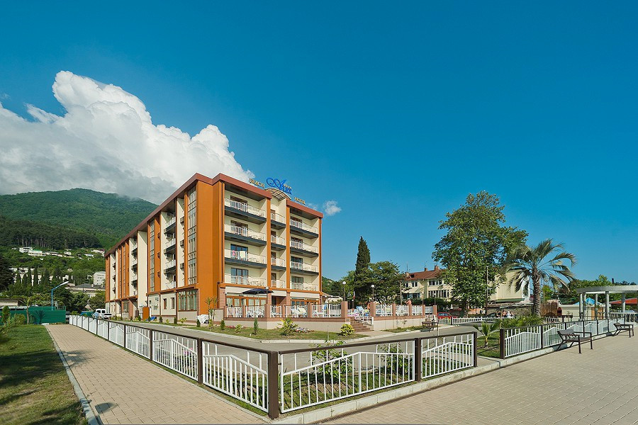 Alex Resort & Spa Hotel, Гагра, Абхазия