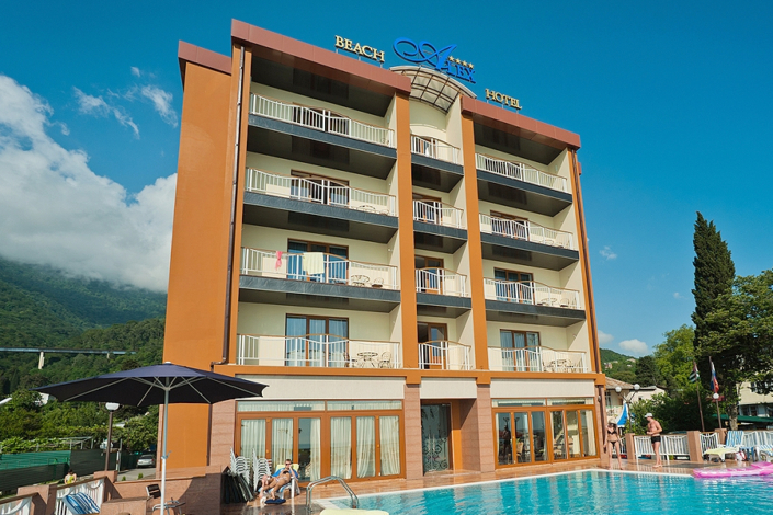 Корпус 1 Alex Resort & Spa Hotel