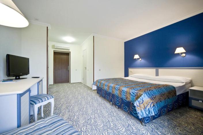 Стандарт Лазурит ПК двухместный в Корпусе 1 Alex Resort & Spa Hotel