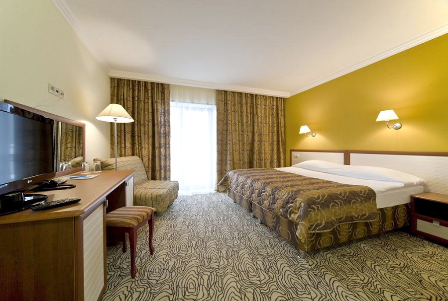 Стандарт Янтарь ПК двухместный в Корпусе 1 Alex Resort & Spa Hotel