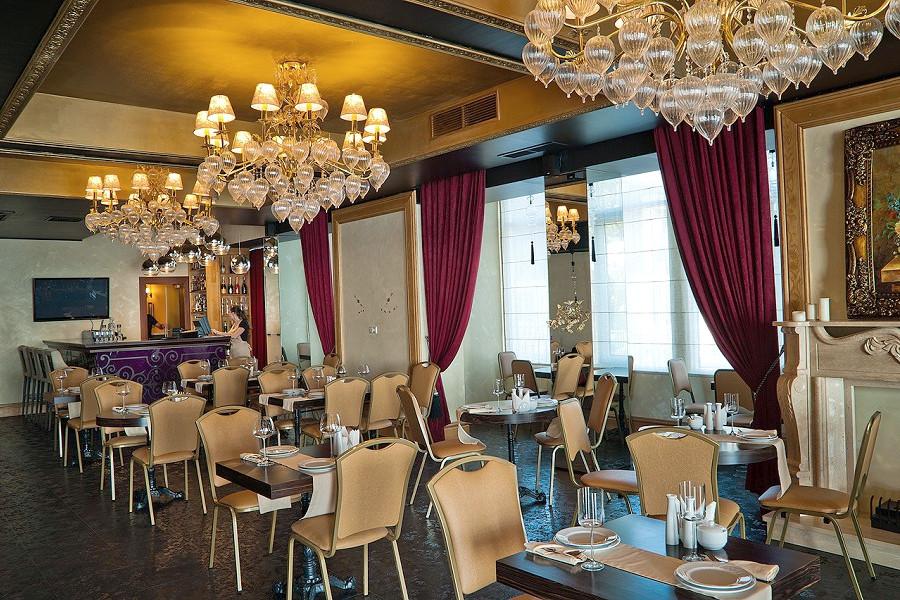 Ресторан Alex Resort & Spa Hotel