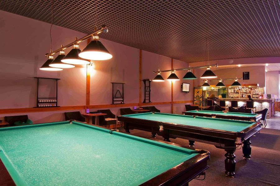Бильярдная Alex Resort & Spa Hotel