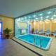 Бассейн в спа-комплексе Alex Resort & Spa Hotel