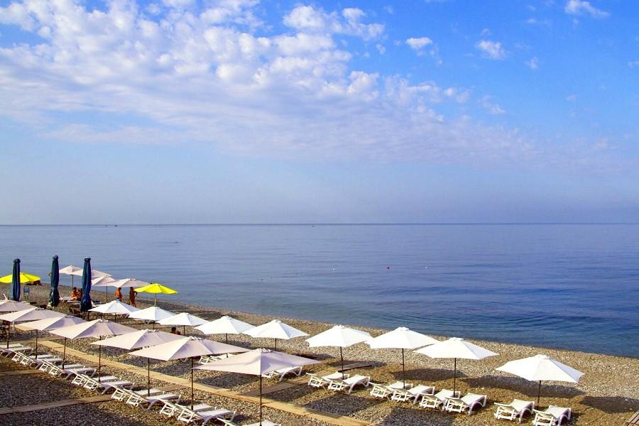 Пляж Alex Resort & Spa Hotel