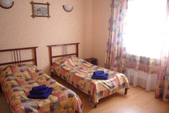 Стандартный номер отеля Альпийский двор