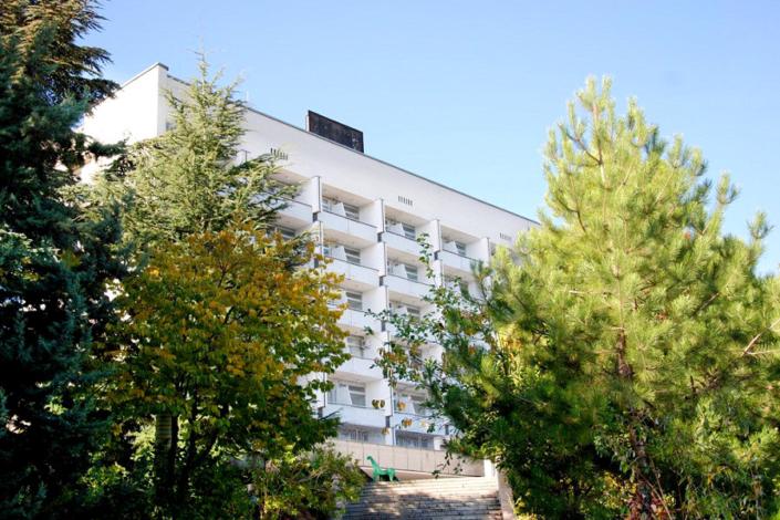 Санаторий Алуштинский, Крым