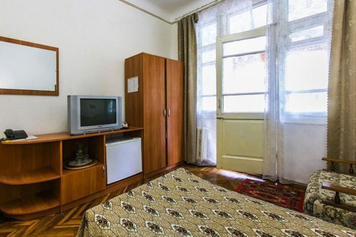 Стандарт двухместный в Корпусе 4 санатория Алуштинский