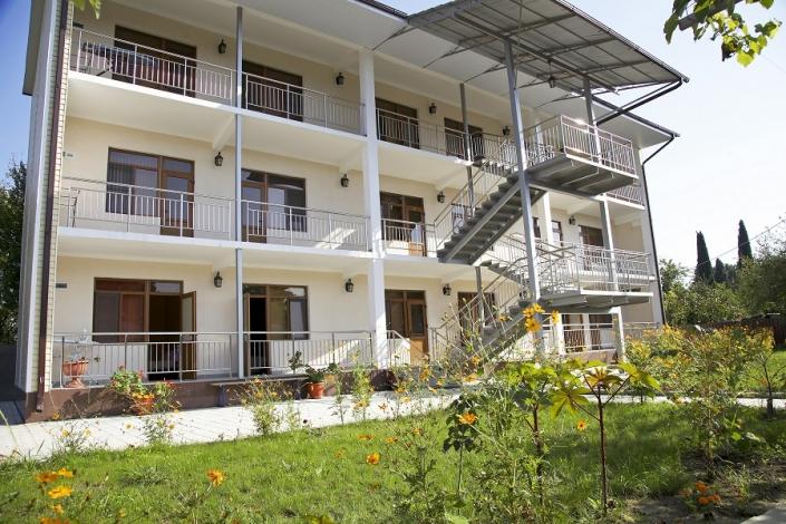 Гостевой дом Amina Beach, Абхазия, Цандрипш