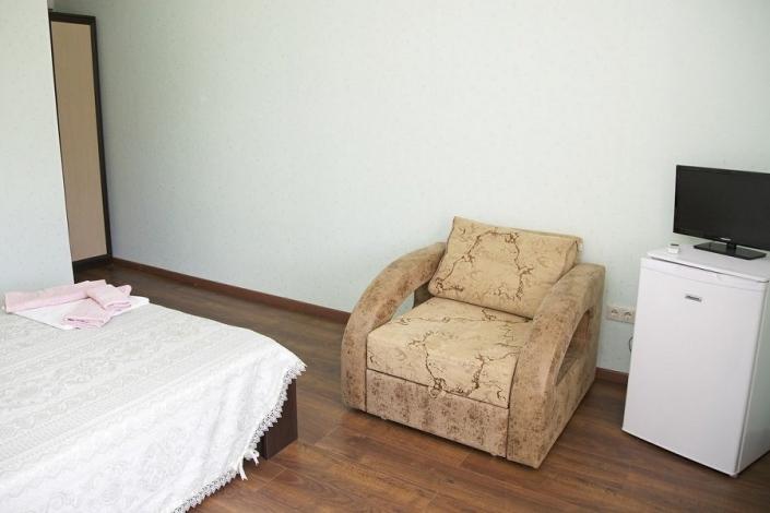 Номер в Корпусе №1 гостевого дома Amina Beach