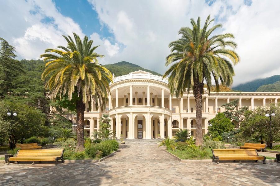 Amra Park Hotel & Spa, Гагра, Абхазия