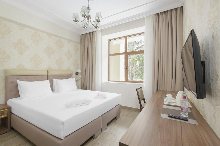 Стандартный двухместный номер в Корпусе № 1 Amra Park Hotel