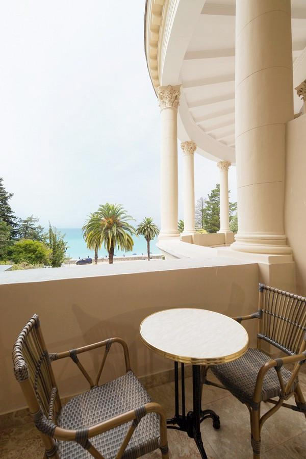 Балкон Стандартного номера в Корпусе № 1 Amra Park Hotel