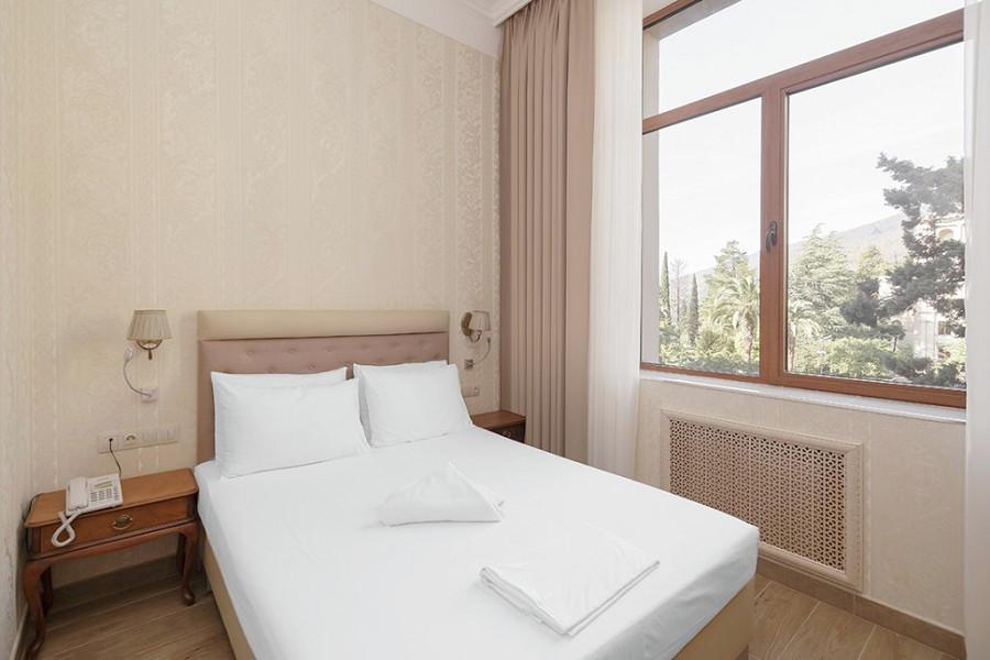 Сюит двухместный двухкомнатный в Корпусе № 1 Amra Park Hotel