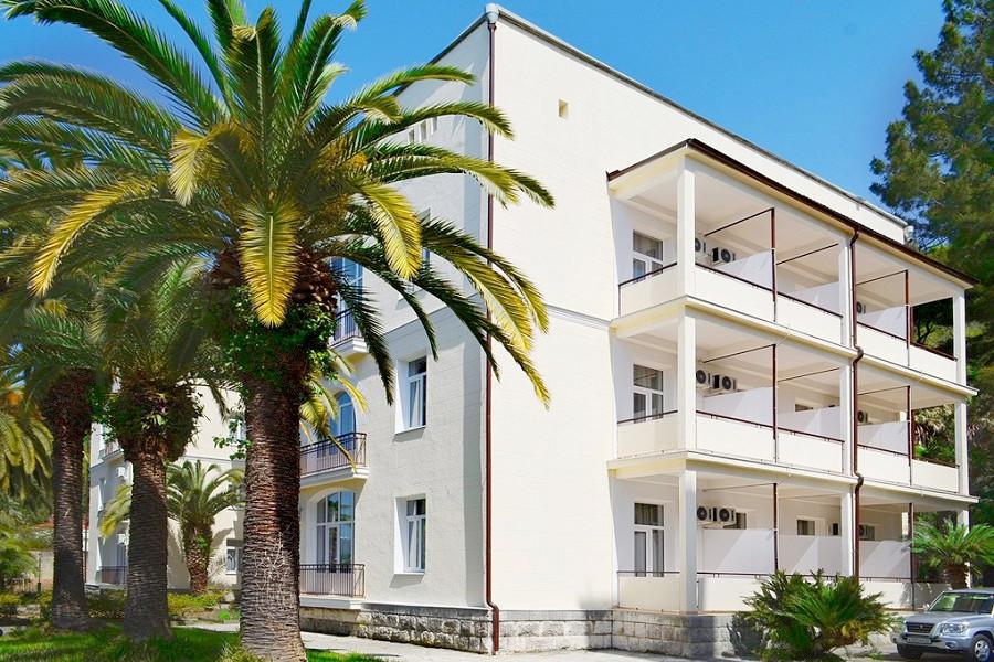 Корпус №2 Приморский Amra Park Hotel & Spa, Гагра, Абхазия