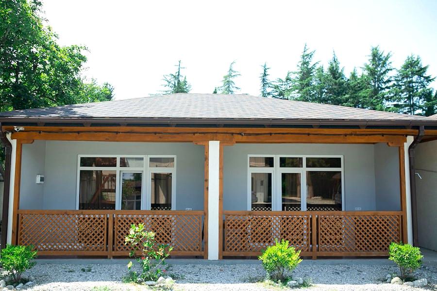 Коттедж базы отдыха Amra Sunrise, Абхазия, Цандрипш