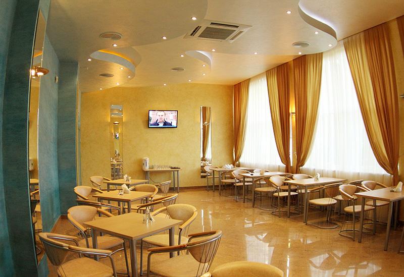 Ресторан отеля Амран, Гагра, Абхазия