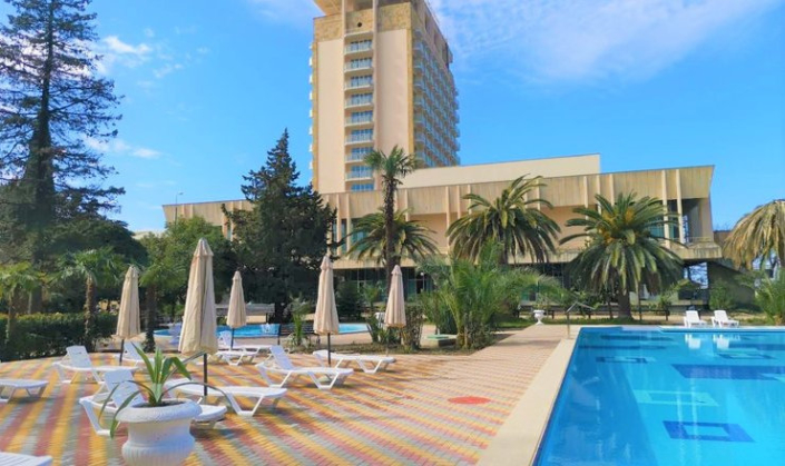 Amza Park Hotel, Гагра, Абхазия