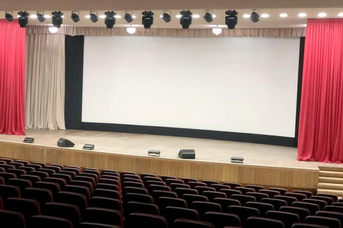 Киноконцертный зал Amza Park Hotel