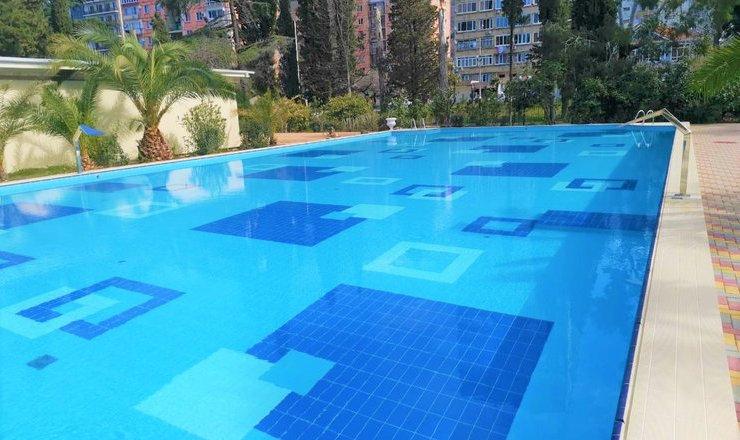 Бассейн Amza Park Hotel