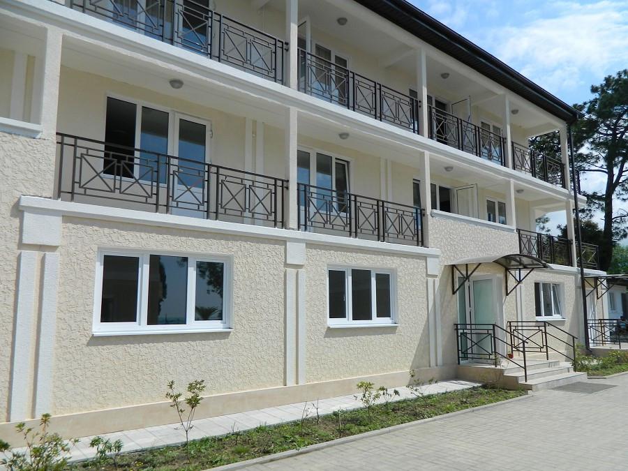 Отель Анакопия Клаб, корпус №2 и №3, Абхазия, Новый Афон, Приморское