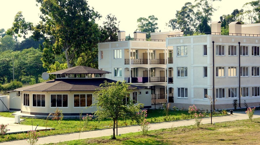 Отель Анакопия Клаб, Абхазия, Новый Афон, Приморское
