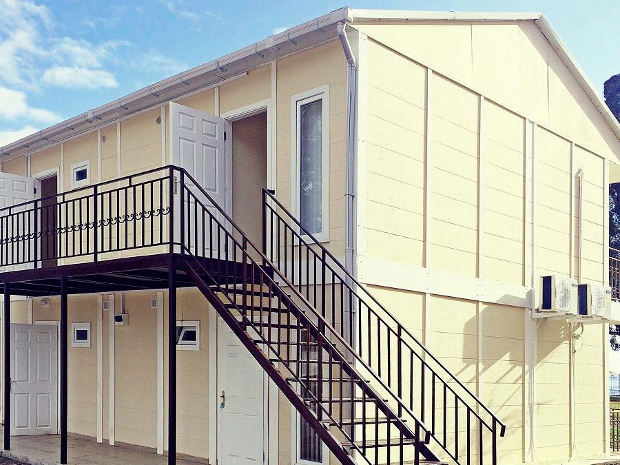 Коттедж 2-этажный на 4 номера отеля Анакопия Клаб, Абхазия, Новый Афон, Приморское