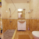 Туалетная комната Мансардного номера в апарт-отеле Анапа