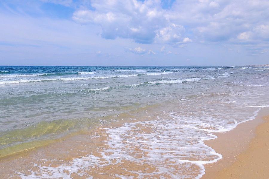 Пляж а Анапе