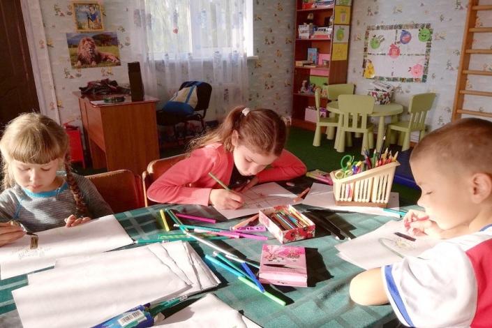 Детская комната санатория Анапа-Нептун