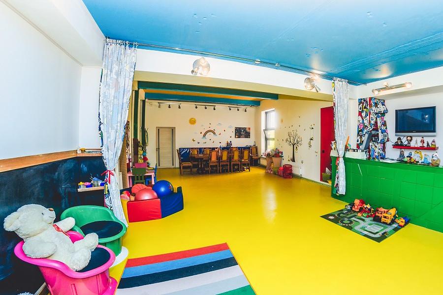 Детский клуб санатория Анапа-Океан