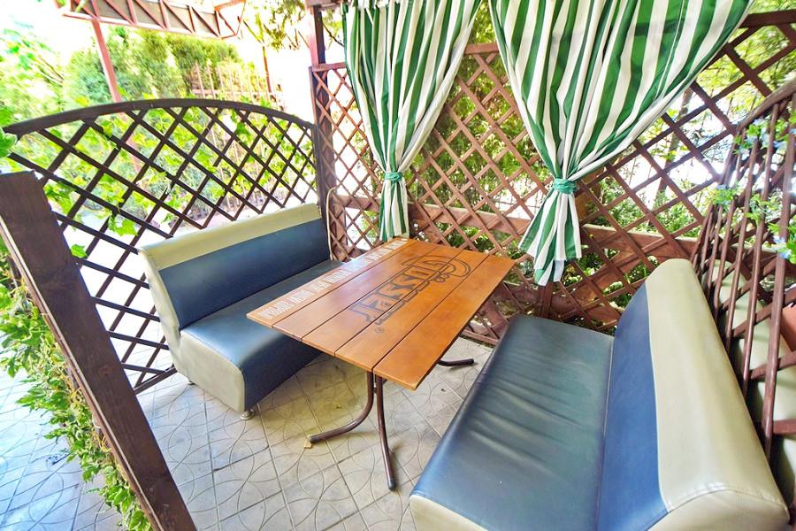 Кафе-бар пансионата Анапский бриз
