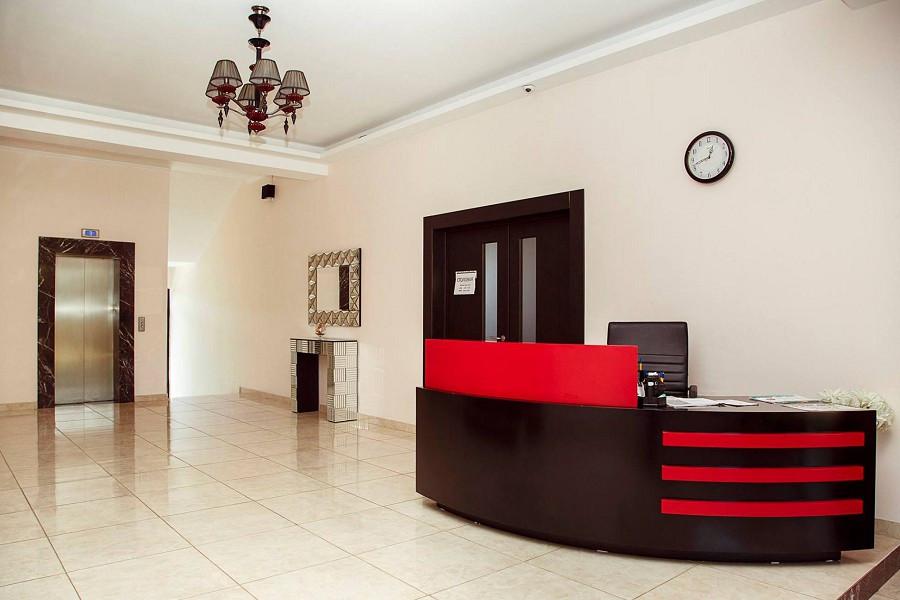 Служба приема и размещения гостей гостиницы Апсара, Пицунда, Лдзаа