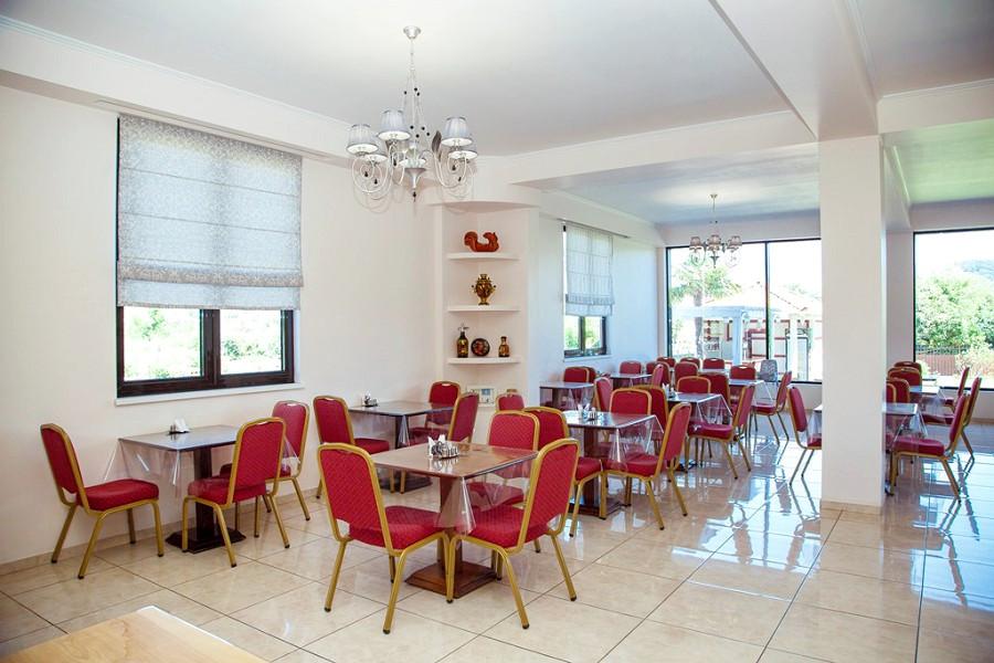 Столовая гостиницы Апсара, Пицунда, Лдзаа