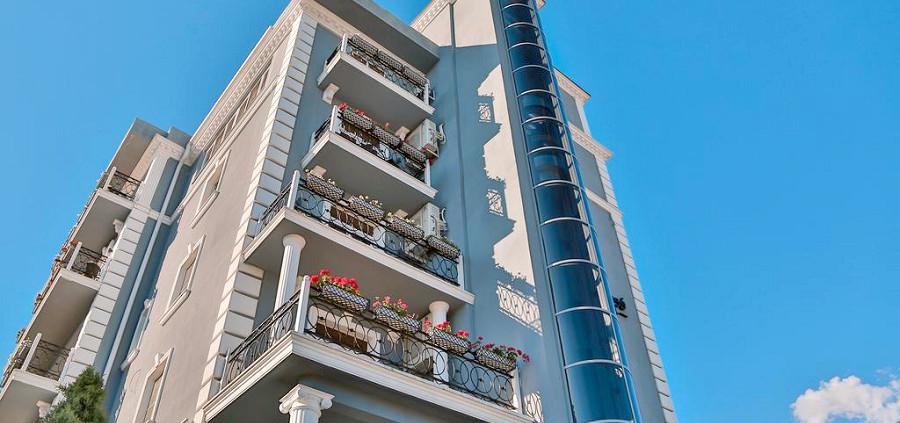 Бутик-отель Apsuana Rose, Гагра, Абхазия