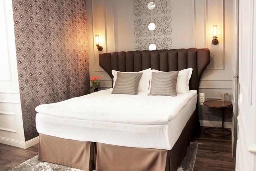 Номер Ретро отеля Apsuana Rose, Гагра, Абхазия