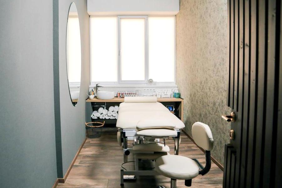 Косметологический кабинет в спа-центре отеля Apsuana Rose