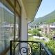 Вид с балкона номера отеля Арда