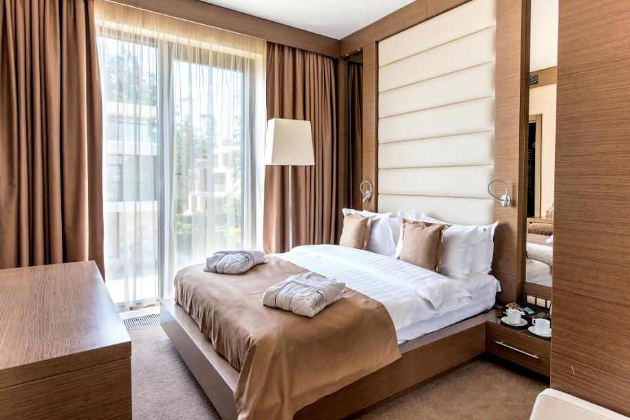 Студия Семейная 4-х местная 2-х комнатная в вилле парк-отеля Арфа, Сочи, Адлер