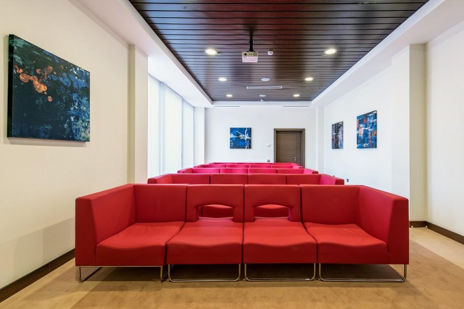 Конференц-зал в Деловом центре парк-отеля Арфа, Сочи, Адлер